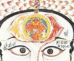 220px-Brow_Chakra_Rajasthan_18th_Century